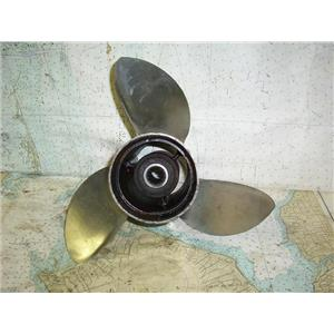 Boaters Resale Shop of TX 1809 1424.01 MICHIGAN 389510 SS 3 BLADE PROP (13RH19)