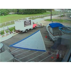 Hank On Jib w Luff 35-9 from Boaters' Resale Shop of TX 1809 0547.91