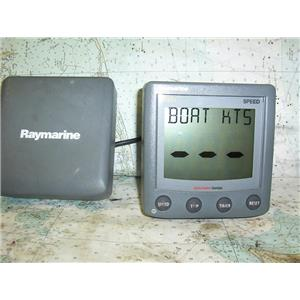 Boaters Resale Shop of TX 1809 1742.01 RAYMARINE ST60+ SPEED DISPLAY A22009-P