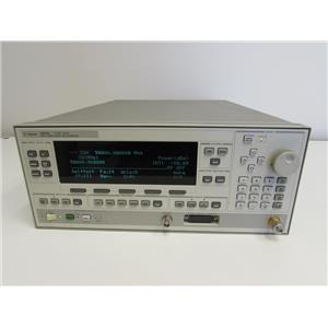 Agilent 83650L Synthesized Sweep Signal Generator 10MHz to 50GHz opt none