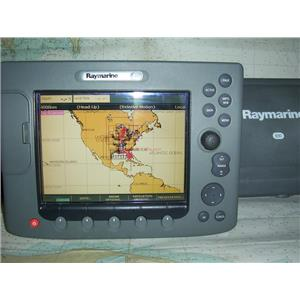 Boaters' Resale Shop of TX 1809 1744.01 RAYMARINE CLASSIC E80 MULTI NAV DISPLAY