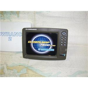 Boaters Resale Shop of TX 1809 1744.05 LOWRANCE GLOBALMAP 7600c HD CHARTPLOTTER