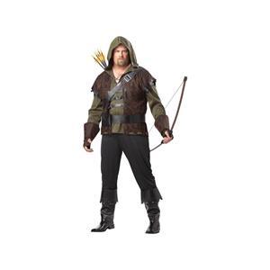 Robin Hood Plus Size Adult Costume