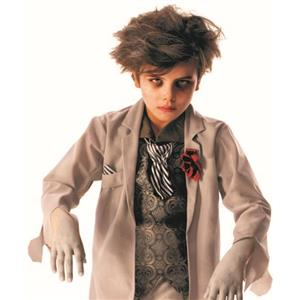 Rubies Ghost Zombie Groom Boys Costume Small 4-6
