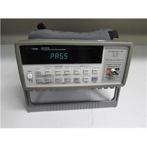 Agilent 34420A nanoVolt/micro-ohm meter, 7.5 digit