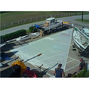 Light Air RF Jib w Luff 52-2 from Boaters' Resale Shop of TX 1710 2772.92