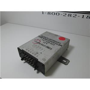 Mercedes control module relay 0008220503 1147328003 OEM original Mercedes part