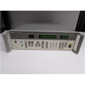HP 8656B Synthesized Signal Generator 0.1 to 990 MHz, Opt 001, 002, H41