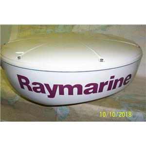 Boaters Resale Shop of TX 1809 2774.22 RAYMARINE RD424 4KW RADOME E52067 ONLY