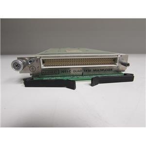 Keithley 7011-C Quad 1x10 Multiplexer Board, 7011C