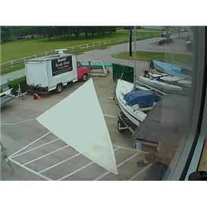 Jib w Luff 48-6 from Boaters' Resale Shop of TX 1807 1771.92