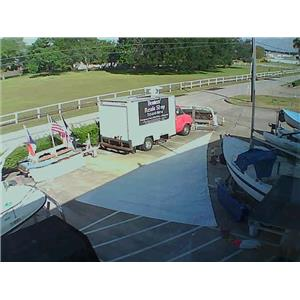 Hank On Jib w Luff 40-3 from Boaters' Resale Shop of TX 1808 2171.92