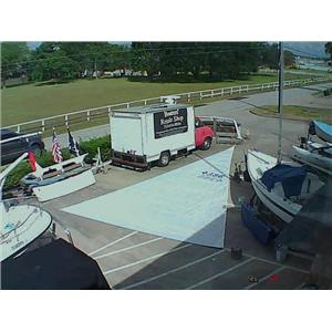 Hank On Jib w Luff 39-3 from Boaters' Resale Shop of TX 1808 2171.94