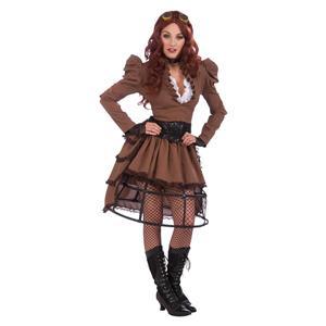 Steampunk Vicky Adult Costume