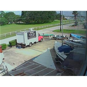 Roller Furling Storm Jib w Luff 24-0 Boaters' Resale Shop of TX 1806 1754.91
