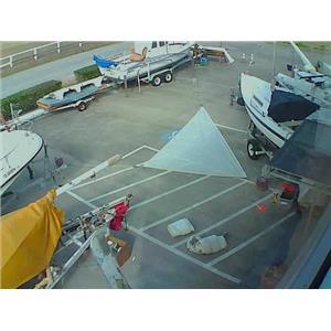 Hank On Jib w Luff 18-11 from Boaters' Resale Shop of TX 1711 2527.93