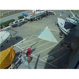 Hank On Jib w Luff 18-8 from Boaters' Resale Shop of TX 1711 2527.94