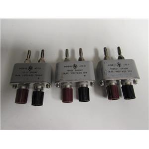 HP 470B, 470D, 470F Shunt