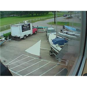 Hank On Storm Jib w Luff 19-10 from Boaters' Resale Shop of Tx 1807 1771.91