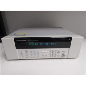 Agilent 34980A Multifunction Switch/Measure Unit w/ DMM