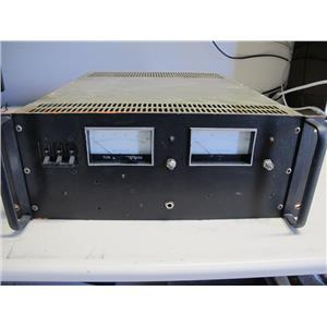 Lambda EMI TCR10T250-1-0329-OV-LB DC Power Supply, 0-10 VDC, 0-250 A
