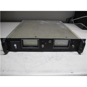 EMI TCR 10S50-2-0480-OV-LB DC Power Supply, 0-10 VDC, 0-50 A