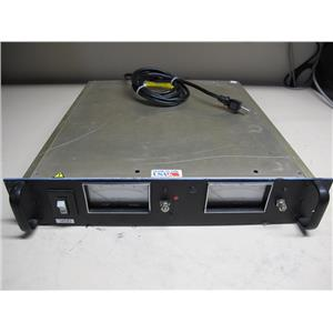 EMI TCR 10S50-1 DC Power Supply, 0-10 VDC, 0-50 A
