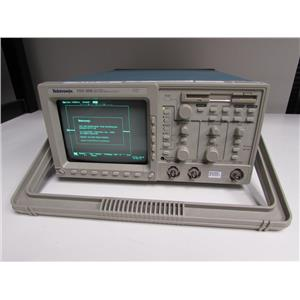 Tektronix TDS360 Digital Oscilloscope 200MHz,1GS/s 2 ch