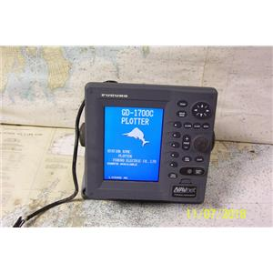 Boaters' Resale Shop of TX 1804 2751.02 FURUNO GD-1700 CHARTPLOTTER DISPLAY ONLY