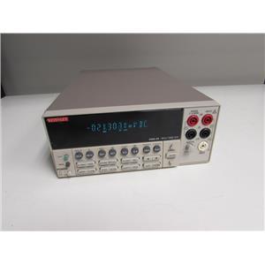 Keithley 2000-20 Digit Digital Multimeter, 6 1/2 Digits