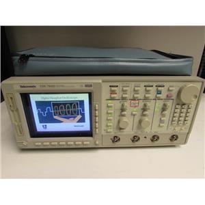 Tektronix TDS784D Digital Phosphor Oscilloscope,1GHz, 4GSa/s, 4ch