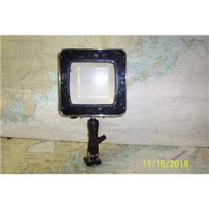 Boaters Resale Shop of TX 1804 2447.12 METALLIC DISPLAY HOUSING WITH RAIL MOUNT