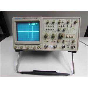 Tektronix 2445 Analog Oscilloscope, 4 Channel 150Mhz