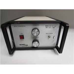Noisecom NC6112 Noise Generator, 1 MHz to 2 GHz