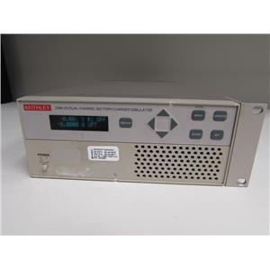 Keithley 2306-VS Dual Channel Battery Charger/ Simulator