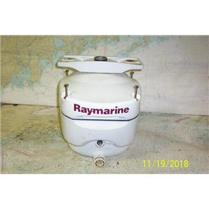 Boaters Resale Shop of TX 1806 1752.11 RAYMARINE M92654-S RADAR PEDESTAL ONLY