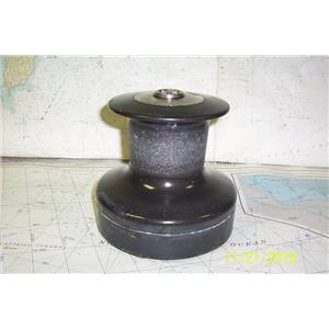 Boaters Resale Shop of TX 1811 1244.01 LEWMAR 43 ALUMINUM/BRONZE 2 SPEED WINCH