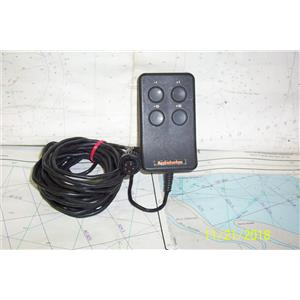 Boaters' Resale Shop of TX 1805 0442.24 AUTOHELM 300 PILOT WIRED REMOTE - 5 PIN