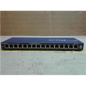 Netgear FS116 Prosafe 16 Port 1/100 Switch