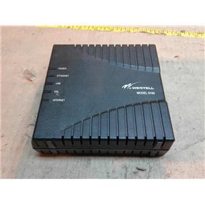 Westell C90-610015-06 Model 6100 MODEM Rev E