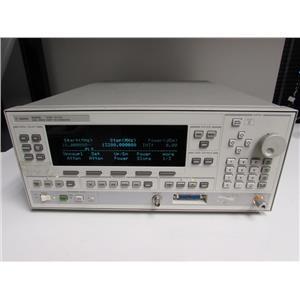Agilent HP 83630L 10MHz-26.5GHz Swept CW Generator, opt: 001, #2