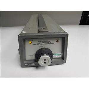 HP 5519A LASER MEASUREMENT Module