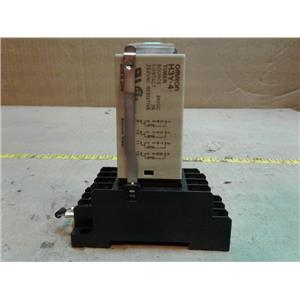 Omron H3Y-4 Timer 24VDC 3A 0-5 Seconds 250VAC Resistive