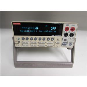 Keithley 2400 General-Purpose SourceMeter w/ Measurements up to 200V and 1A, 20W