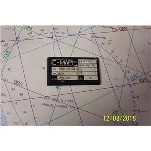 Boaters Resale Shop of TX 1812 4101.35 C-MAP M-NA-B511.04 ELECTRONIC CHART