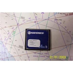 Boaters' Resale Shop of TX 1301 0105.66 NAVIONICS CF/P0001S MIAMI CHARTLET
