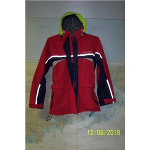 Boaters Resale Shop of TX 1810 1422.11 WEST MARINE SMALL FOUL WEATHER JACKET