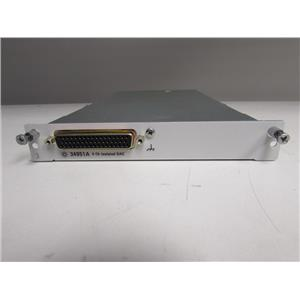 Agilent HP 34951A 4-Channel D/A Converter with Waveform Memory for 34980A