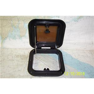 "Boaters Resale Shop of TX 1811 1245.01 FORESPAR 7-3/4"" OPENING HATCH WITH PROP"