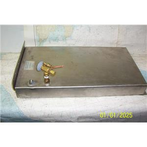 Boaters' Resale Shop of TX 1804 2447.11 C-BEA STAINLESS STEEL 3x14x26 COLD PLATE